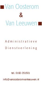 Van Oosterom en Van Leeuwen